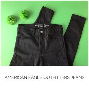 ⭐️ American Eagle Outfitters jeans size 4 hi rise